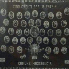 Caduti nella Grande Guerra
