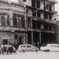 Costruzione del palazzo