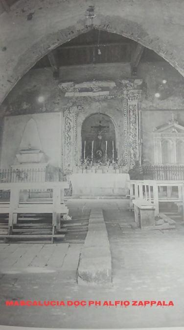 Interno Tempio S.Antonio Abate