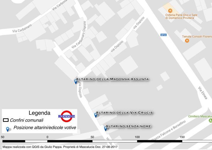 Mappa altarini 1