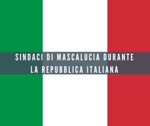 logo sindaci repubblica