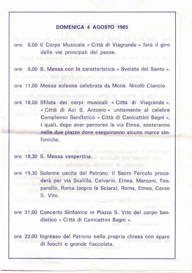 Festa 1985 C
